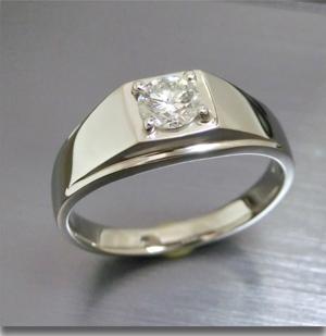 【実例343】ずっとタンスに眠っていた婚約指輪が蘇りました