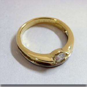 【実例154】汚れたリングの磨き