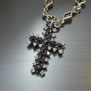 【実例28】ブラックダイヤモンドをカスタマイズ